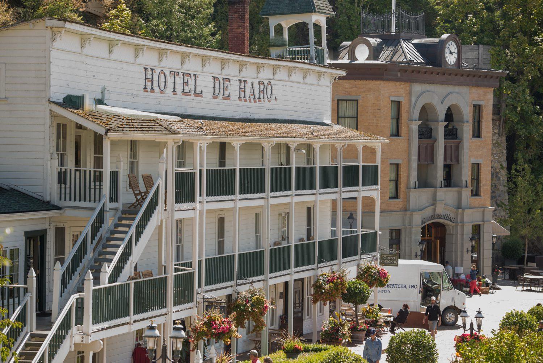 Hotel De Haro