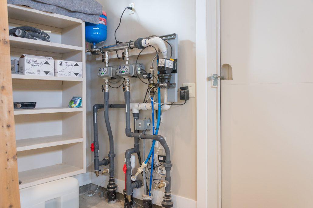 Water Cistern Controls