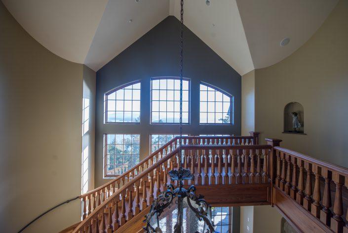 Mezzanine & Staircase
