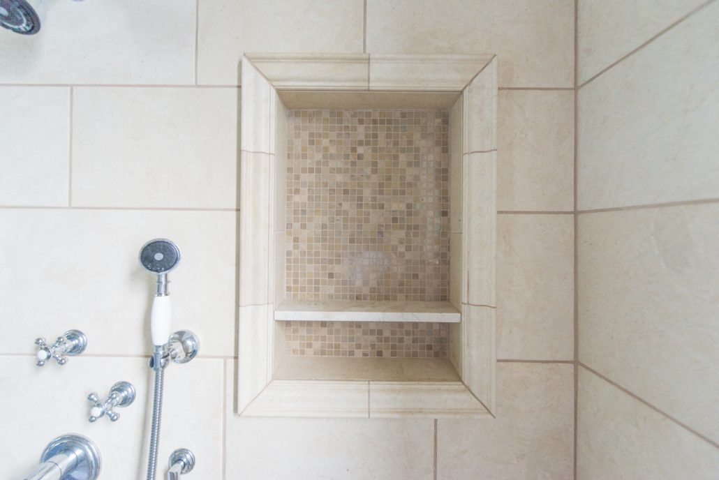 Master Bathroom - Master Suite