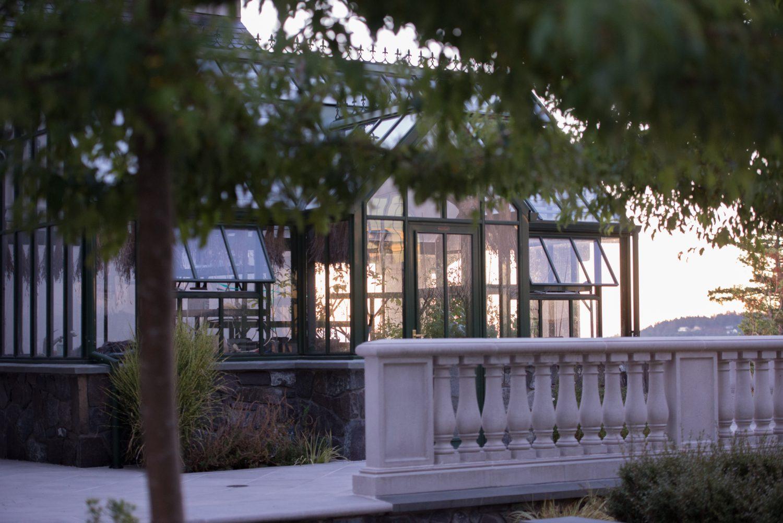 Sunset at Eagle's Nest Estate