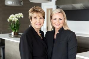 Tere Foster & Moya Skillman Headshots